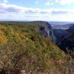 Szádelői ősz, gyalogtúra