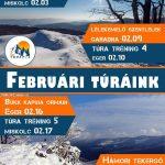Februári program előzetes